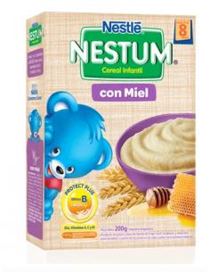 Nestum Miel Cereal infantil...