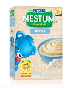 Nestum Arroz Cereal...