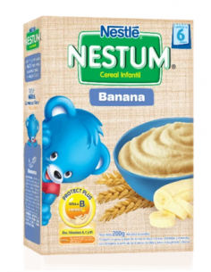 Nestum Banana Cereal...
