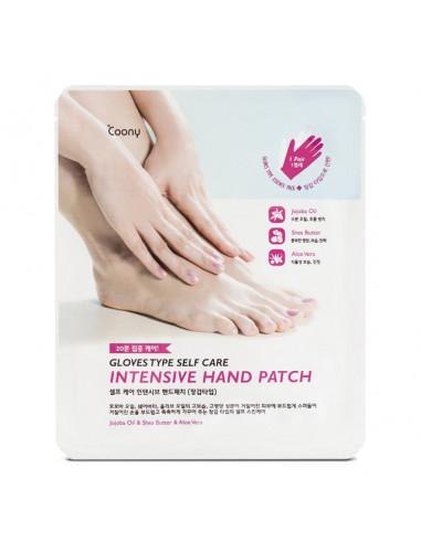 Coony Mascarilla Intensive Hand Patch...