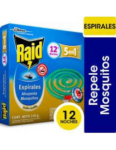 Raid Espirales Estuche x 12...
